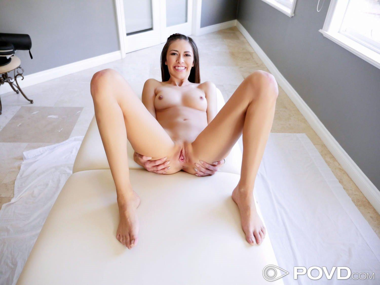 She sucks cock pov while putting lipstick on til cumshot fac - 1 3
